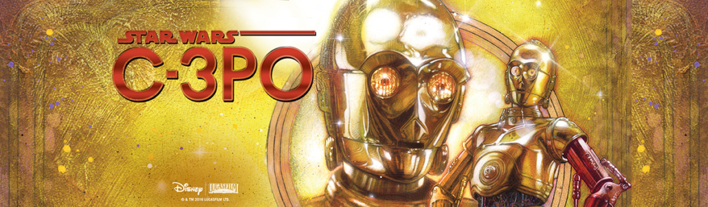 C-3PO Photo Credit: Emmet Abraham https://www.behance.net/EmmetAbraham